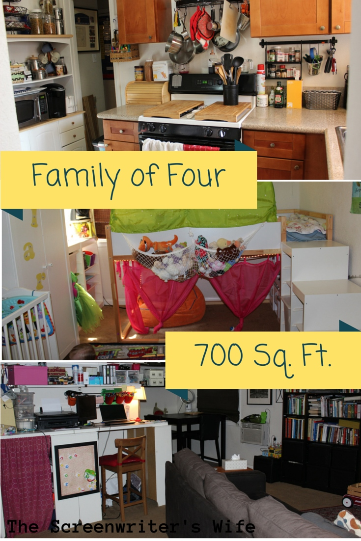 How Our Family Of 4 Lives Happily In A 700 Sq Ft Small