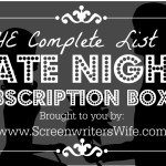 The Complete List of Date Night Subscription Boxes (& discount codes!)