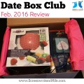 DateBox Club Review February 2016 (& 25% off promo code!)