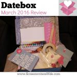 Datebox Review March 2016