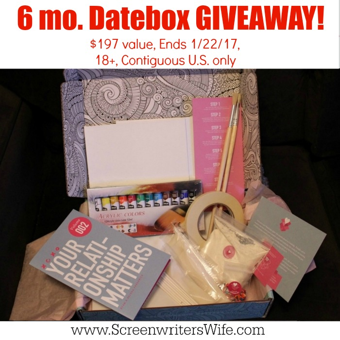 New year giveaway datebox at home date night box giveaway for New home giveaway